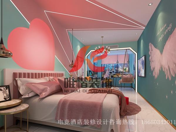重庆合川拳头电竞主题酒店设计