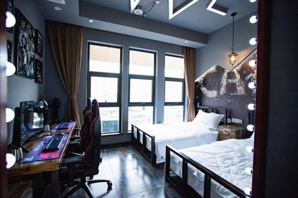 重庆成电竞酒店全国十大热门城市之一